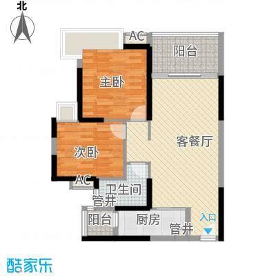 广州亚运城广州亚运城・天誉户型图1座05户型户型10室