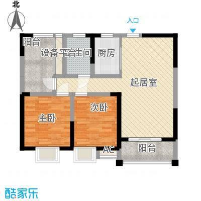 汇峰・苹果小镇88.15㎡汇峰・苹果小镇户型图F1户型3室2厅1卫1厨户型3室2厅1卫1厨