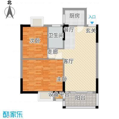 维多利亚别墅338.00㎡维多利亚别墅5室户型5室