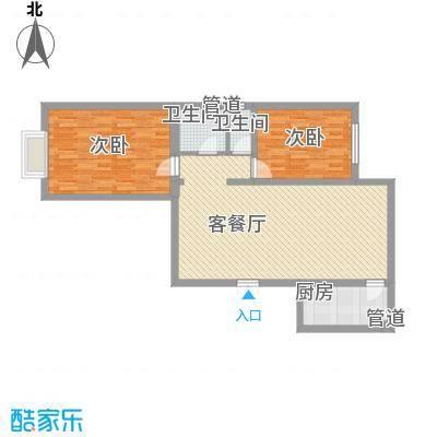 水泉文苑水泉文苑户型图户型图2室2厅1卫1厨户型2室2厅1卫1厨