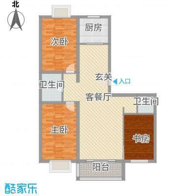 新希望小区新希望小区户型图半3室2厅3室户型3室