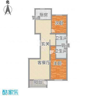 建和公务嘉园130.00㎡建和公务嘉园户型图户型图2室2厅2卫1厨户型2室2厅2卫1厨