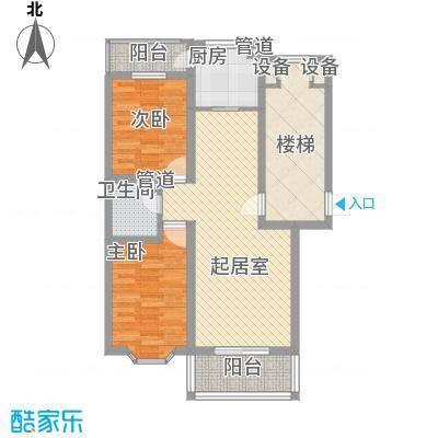 东润豪景98.25㎡东润豪景户型图户型图2室2厅1卫1厨户型2室2厅1卫1厨