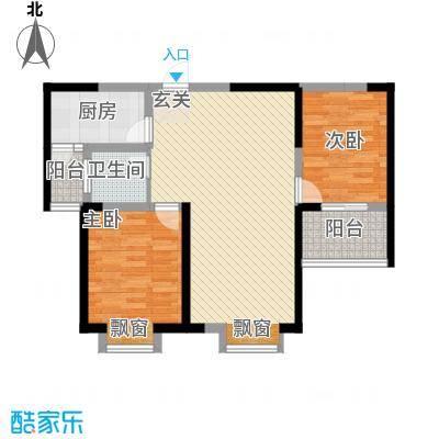 文华阁文华阁户型图102室2厅1卫1厨户型2室2厅1卫1厨