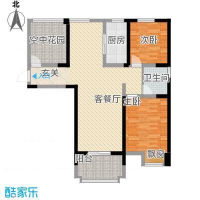 文华阁文华阁户型图112室2厅1卫1厨户型2室2厅1卫1厨