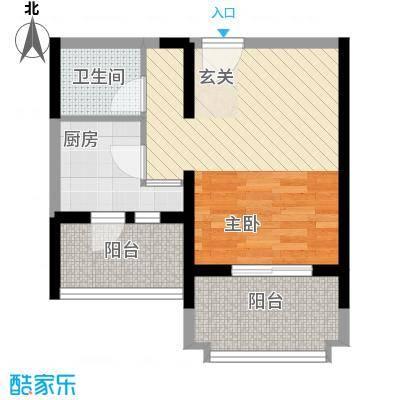 文华阁文华阁户型图72室1厅1卫1厨户型2室1厅1卫1厨