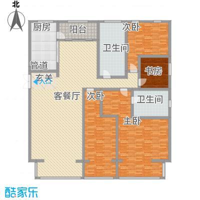 九合国际257.18㎡九合国际户型图户型图4室2厅2卫1厨户型4室2厅2卫1厨