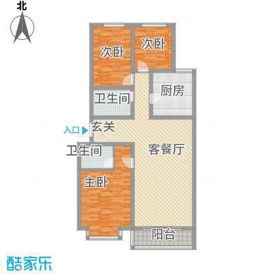 巨海城五区巨海城五区户型图3室2厅63室2厅1卫1厨户型3室2厅1卫1厨
