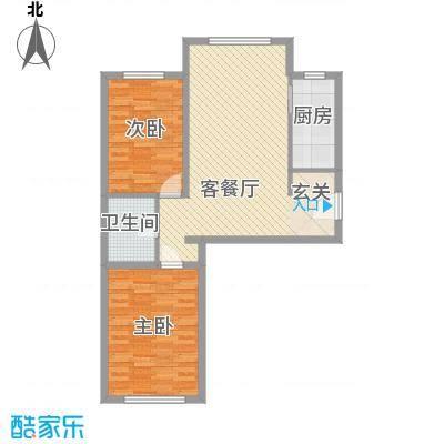 巨海城五区巨海城五区户型图2室1厅72室1厅1卫1厨户型2室1厅1卫1厨
