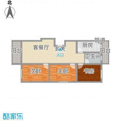 兆宸公寓136.47㎡兆宸公寓户型图户型图3室2厅1卫1厨户型3室2厅1卫1厨