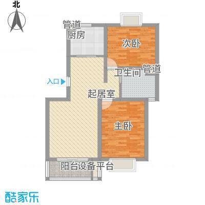 高速云水湾112.00㎡高速云水湾户型图B户型2室2厅1卫1厨户型2室2厅1卫1厨