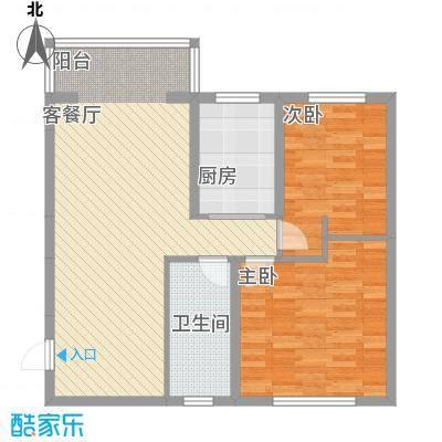 长城小区长城小区户型图2室2厅32室户型2室