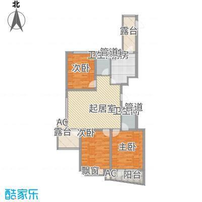 星富花园星富花园户型图3-2-23室2厅2卫1厨户型3室2厅2卫1厨