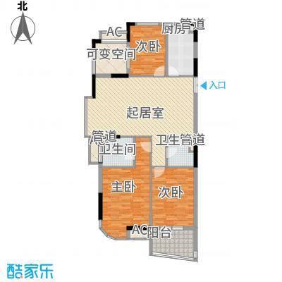 星富花园星富花园户型图4-2-24室2厅2卫1厨户型4室2厅2卫1厨