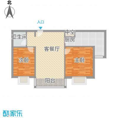优山美地优山美地户型图两室一厅一卫12室1厅1卫1厨户型2室1厅1卫1厨