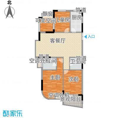星辰花园星辰花园户型图四室两厅两卫34室2厅2卫1厨户型4室2厅2卫1厨