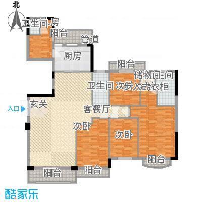 金凯花园金凯花园户型图2户型10室