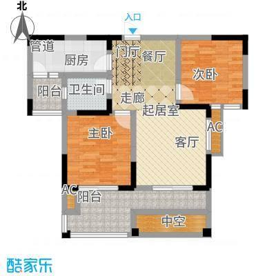 幸福大街幸福大街户型图g5售完2室2厅1卫1厨户型2室2厅1卫1厨