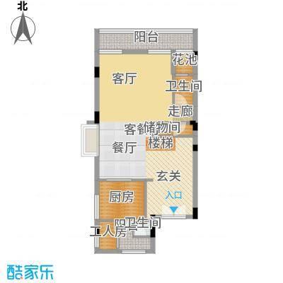 合景天湖峰境合景天湖峰境户型图蝶湖湾C3-b首层5室3厅5卫1厨户型5室3厅5卫1厨