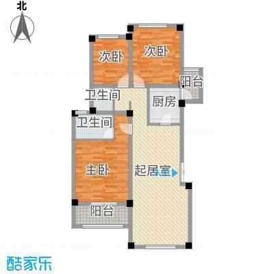 城市庭院城市庭院户型图33室2厅1卫1厨户型3室2厅1卫1厨