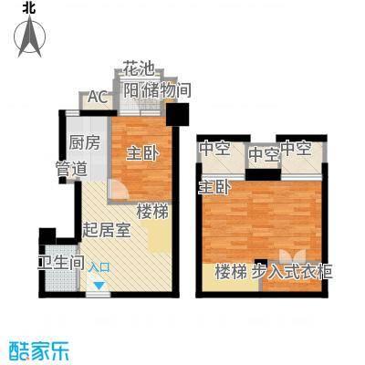 海亮国贸大厦海亮国贸大厦户型23户型10室