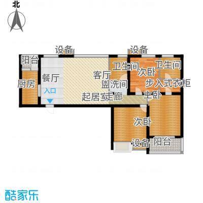 贵都之星贵都之星户型图三室两厅两卫43室2厅2卫1厨户型3室2厅2卫1厨