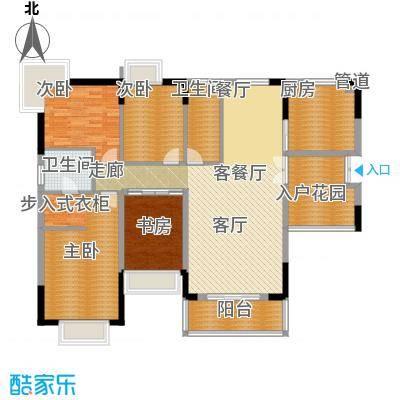 贵都之星贵都之星户型图四室两厅两卫14室2厅2卫1厨户型4室2厅2卫1厨