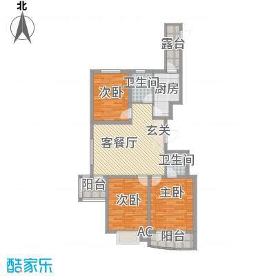 兴旺小区兴旺小区户型图三室两厅两卫23室2厅2卫1厨户型3室2厅2卫1厨