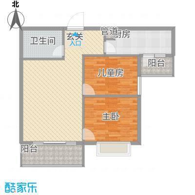 银基金湾银基金湾户型图2室2厅户型图2室2厅1卫1厨户型2室2厅1卫1厨