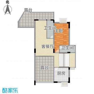 星缘美居278.09㎡星缘美居户型图户型C3复式二层4室3厅4卫1厨户型4室3厅4卫1厨