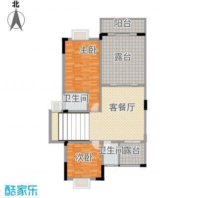 星缘美居252.12㎡星缘美居户型图户型C2复式二层4室3厅4卫1厨户型4室3厅4卫1厨