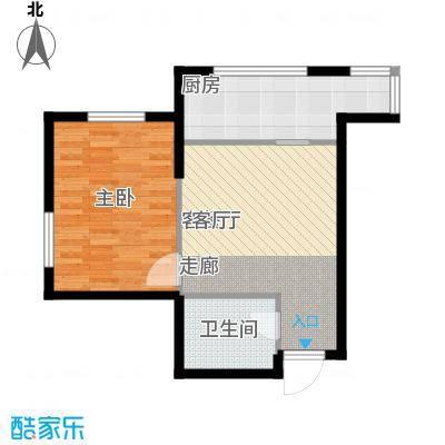 和平丽苑61.96㎡和平丽苑户型图户型1室1厅1卫1厨户型1室1厅1卫1厨