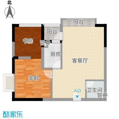 南海桂花园130.00㎡南海桂花园3室户型3室