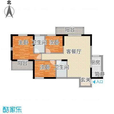 博林雅居哈尔滨博林雅居户型10室