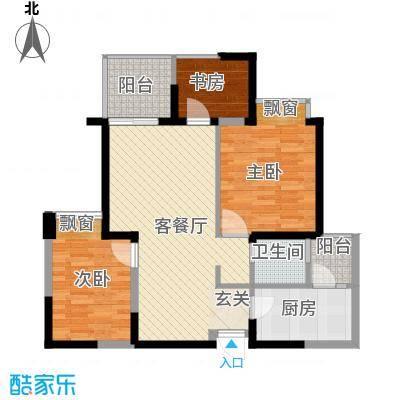 小平岛E组团小平岛E组团2室户型2室