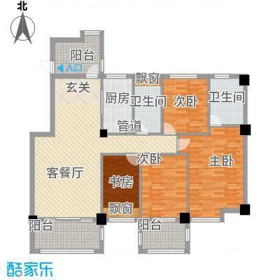 法院宿舍146.00㎡法院宿舍户型10室
