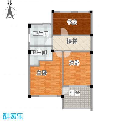 天和尚海格调165.00㎡天和尚海格调户型图B4户型二层户型10室