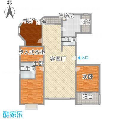 浦江公馆183.25㎡浦江公馆户型图户型图3室2厅2卫户型3室2厅2卫