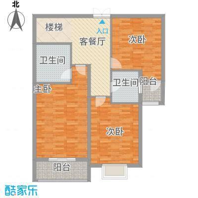 黄浦众鑫城159.00㎡黄浦众鑫城4室户型4室