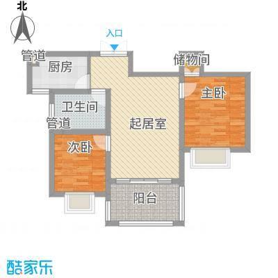 恒盛提香湾别墅恒盛提香湾别墅户型图该户型为前期户型2室2厅户型2室2厅
