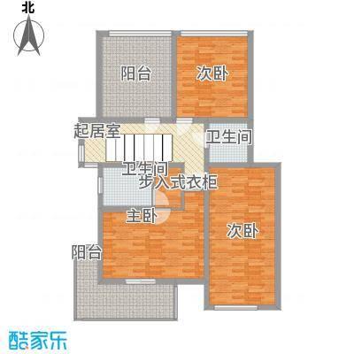 绿岛仙踪绿岛仙踪复式D二层户户型10室