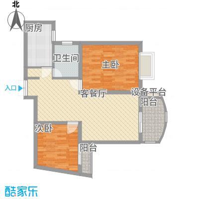 上海壹街区89.04㎡上海上海壹街区户型10室
