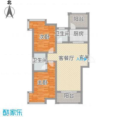 宜华居宜华居户型图2室2厅户型图2室2厅2卫1厨户型2室2厅2卫1厨