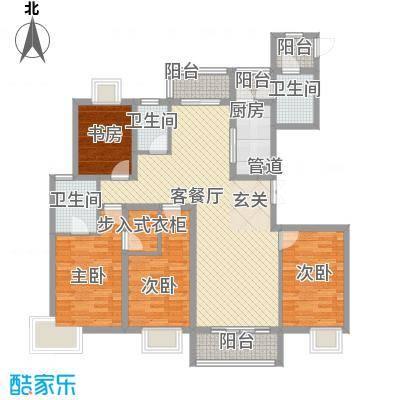 新丰苑150.00㎡新丰苑户型图4室户型图4室2厅2卫1厨户型4室2厅2卫1厨