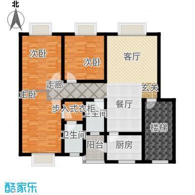 凯丽大厦 0室 户型图