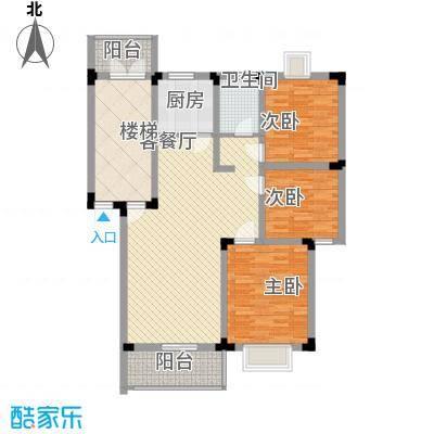 格林馨园99.00㎡格林馨园户型图户型13室2厅1卫1厨户型3室2厅1卫1厨