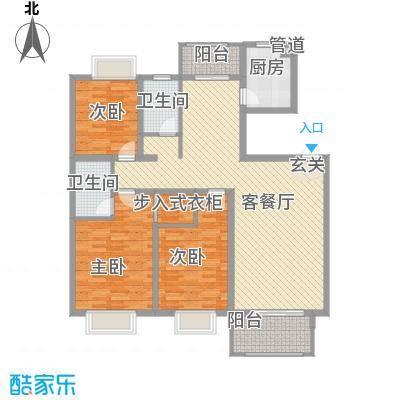 报业园报业园3户型10室