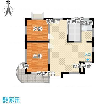 公园204691.00㎡公园2046户型图户型c2室2厅1卫1厨户型2室2厅1卫1厨