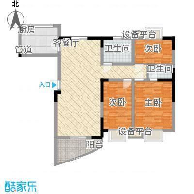 公园2046135.00㎡公园2046户型图户型g3室2厅1卫1厨户型3室2厅1卫1厨