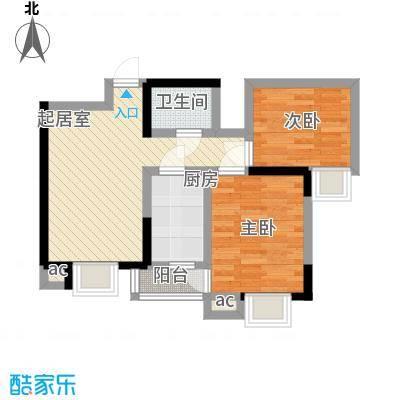 宝文都市公寓45.00㎡宝文都市公寓1室户型1室